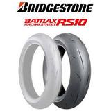 Llanta Bridgestone 190/50zr17 73w Battlax Rs10 Racing Street