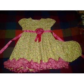 Vestido De Gala Para Bebe.