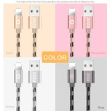 Cable 2 Metros Iphone 5 6 7 8 X