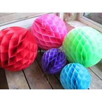 Nido Panal De Abeja De Papel Balon Decoracion 25cm Ballester