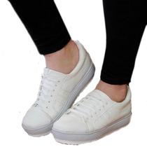 Zapatillas Plataforma Mujer -sneakers Wini- Araquina