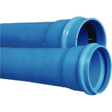 Tubo Defofo 250mm 1mt Pvc Espessura 11mm Tigre