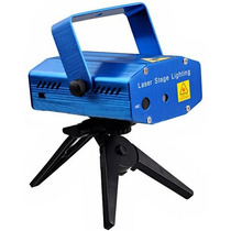 Mini Projetor Holográfico Laser Com Efeitos Especiais Em 3d