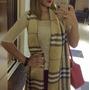 Echarpe Pashmina Cachecol Escarf Super Luxo Italiana