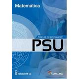 Manual De Preparacion Psu Matematicas