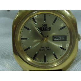 Reloj Citizen Kiseki Automático Vintage De Colección
