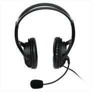 Diadema Usb Star Tec Hp-20u, Micrófono / Control De Volumen