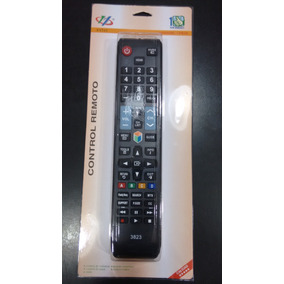 Control Remoto Reemplazo Samsung Lcd Smart
