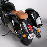 Indian Scout Kit Alforjas Rigidas National Motos Cruiser
