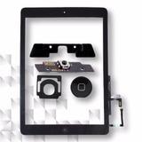 Digitalizador Touch Ipad Air 1 Screen Blanco Y Negro