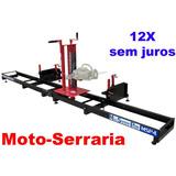 Pré-venda: Moto-serraria Móvel Msp-8 - Maquinafort
