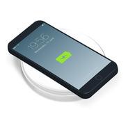 Cargador Inalambrico Samsung iPhone Celular Qi Noga Q02 Slim