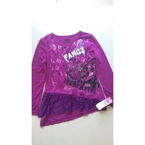 Vestido Monster High Niña, Talla 12, Nuevo Liverpool