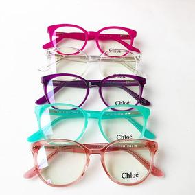 Armação Óculos Para Grau Infantil Acetato Criança Com Caixa. 5 cores. R  99 243553e653