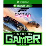 Forza Horizon 3 - Xbox One - N Codigo
