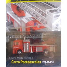 Grandes Camiones, Carro Portaescalas Man.