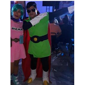 Disfraz Dragon Ball Gran Saiyaman Adulto ¡por Pedido!