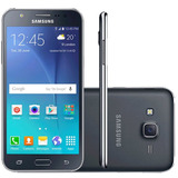 Smartphone Samsung Galaxy J5 Duos Preto 5 4g 13mp Quadcore