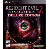 Resident Evil Revelations 2 Ps3 + Todos Los Dlcs Digital Hoy