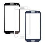 Tela Vidro S/ Touch Galaxy S3 Gt-i9300 + Pelicula + Fita Ad