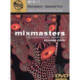 Dvd Mixmasters Audio Visuales Episodio 4