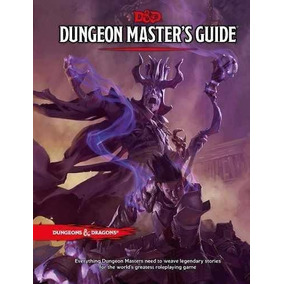 Dungeons And Dragons Dungeon Master Guide 5th Edition