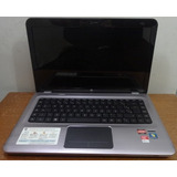 Notebook Hp Dv6 Amd Turion Ii D.core 4gb, 500gb, Mem.dedicad