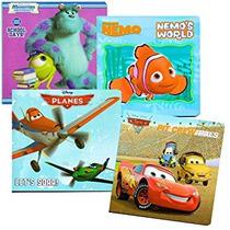 Favoritos Disney® Mesa Libros - Aviones, Buscando A Nemo, C