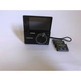 Câmera Digital Samsung Mv800 16.1mp + Baterias + Carregador