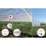 Sistema Control Y Monitoreo Inveranaderos, Agricultura