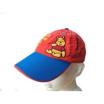 Gorra Infantil Winnie Pooh Disney Para Niño/a Dy131