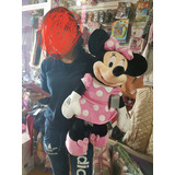 Muñeca De Peluche Minnie Mouse Original De Disney Store