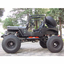 Carroceria Especial Para Jeep Willys Cj5 Black Edition