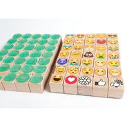 Emoticones Emojis - Set De 35 Caritas De Moda 1.5cm