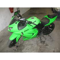 Kawasaki Ninja 250 Ex250jbfa Año 2011 ¡¡igual A Okm¡¡ùnica
