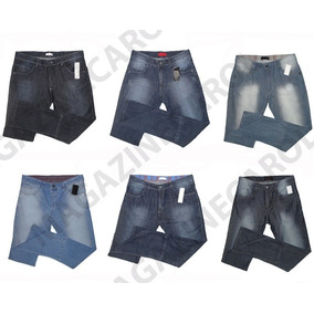 Kit C/ 10 Calças Jeans Masculina Atacado As Melhores Do Ml