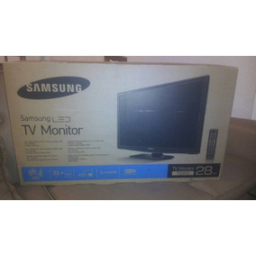 Tv Samsung Monitor. 28¨ Nuevo