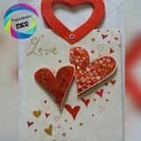 Bolsas De Regalo Amor Detalles Relieve 3d Al Mayor Love Mama