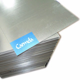 Chapa Galvanizada Lisa 1.22m Ancho Acero Calibre C 24 0.50mm