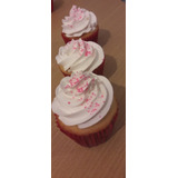Cupcakes, Muffins, Con Buttercream, Merengue O Chantilly