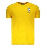 Camisa Cbf Verde - Futebol no Mercado Livre Brasil 7adfab064fb81