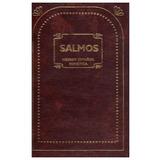 Libro De Salmos (tehilim) Hebreo Español Fonética Pasta Dura