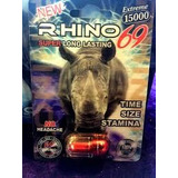 Estimulante Natural Rhino 69 Mas Potente Que El Via-gra