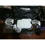 Vendo Play Station 1 Original Con 2 Mandos Y 4 Juegos
