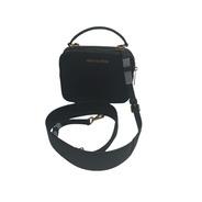 Bolsa Michael Kors Th Camera Bag Xbody Leather Karla Black
