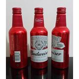 Garrafa Aluminio Cerveja Budweiser 340ml - Sc-b001