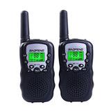 Par De Radio Comunicador Walk Talk Talkabout Baofeng T3