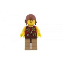 Lego Dino Minifigura - Conductor