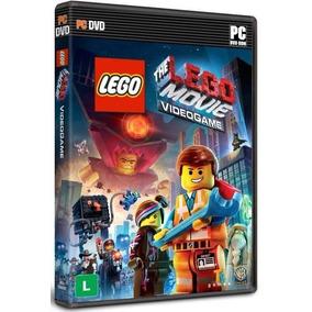 Jogo Lego Movie The Videogame - Pc