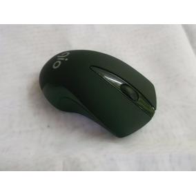 Mouse Inalambrico Gio W120 Negro Equiprog